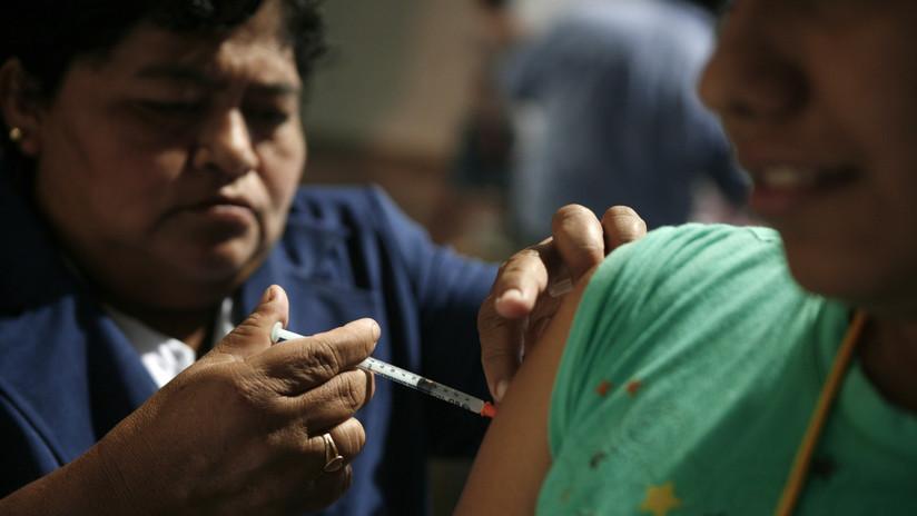 Alertan de nuevos casos de sarampión en México