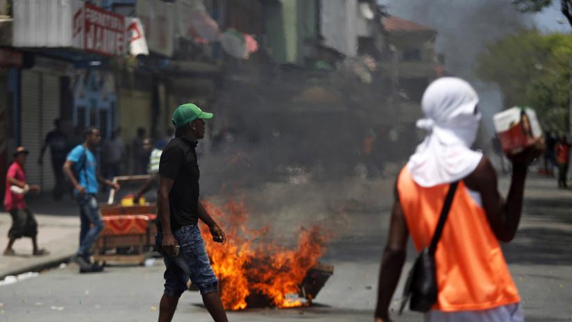 Cinco heridos y 35 detenidos tras 48 horas de protestas en Panamá