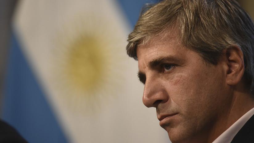 Trasladan a un solo tribunal las denuncias contra el ministro de finanzas de Argentina