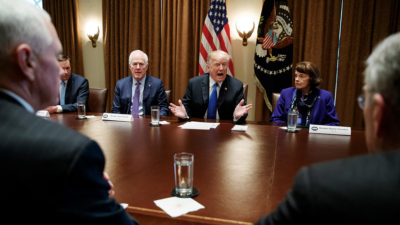 Trump acelera su plan anti opioide con pena de muerte incluida para los distribuidores