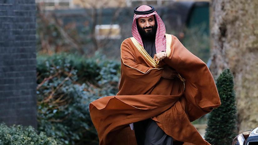 El príncipe heredero saudita podría haber escondido a su madre del rey