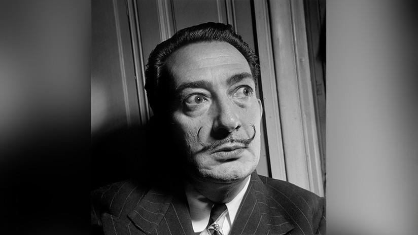 Salvador Dalí descansa de nuevo en paz