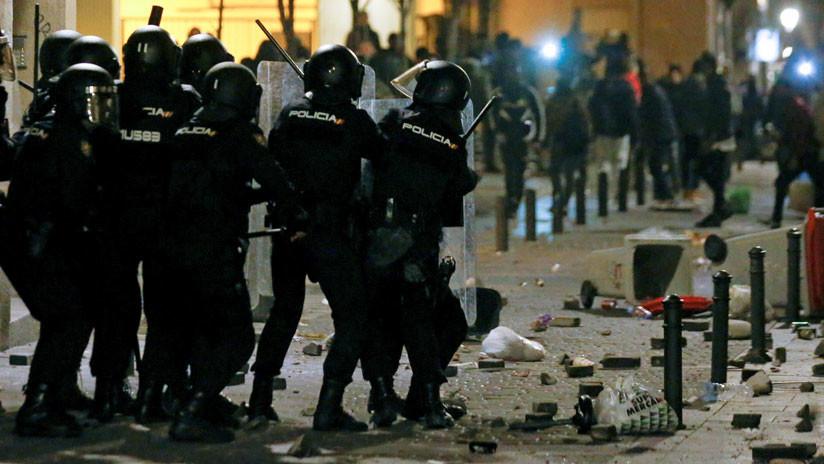 Indignación y polémica por la muerte de un vendedor ambulante senegalés en España