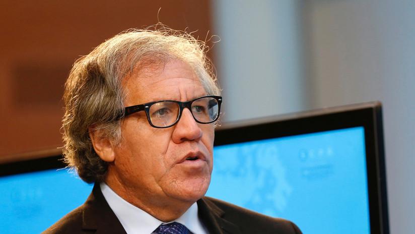 """Secretario general de la OEA: La violencia es """"inaceptable"""" en el proceso electoral de México"""
