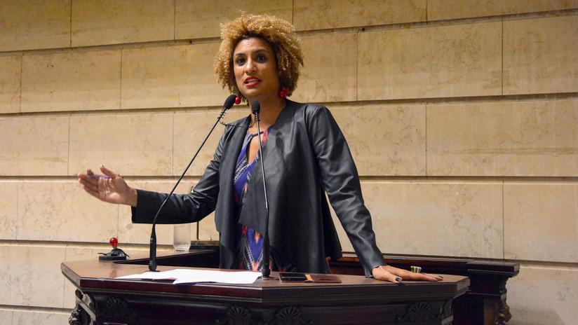 Balas que mataron a la concejala brasileña Marielle Franco pertenecían a la Policía Federal