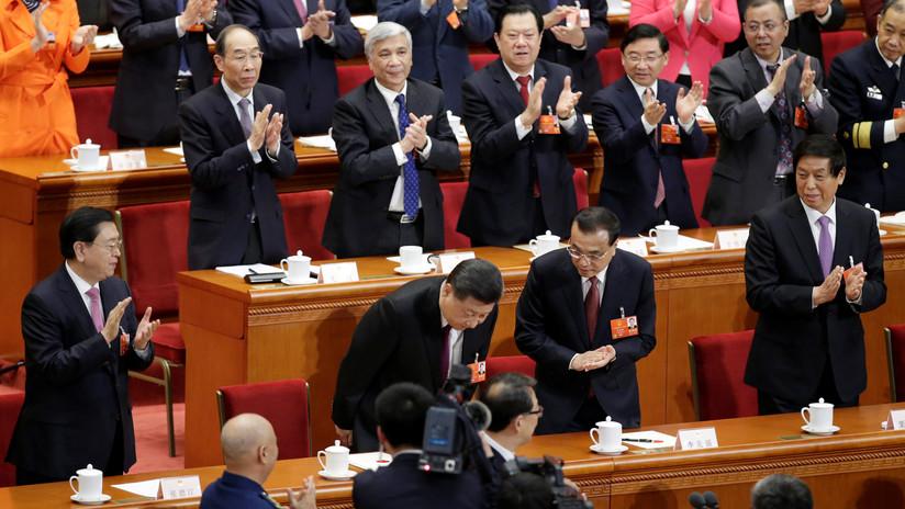 El Parlamento chino reelige a Xi Jinping como presidente