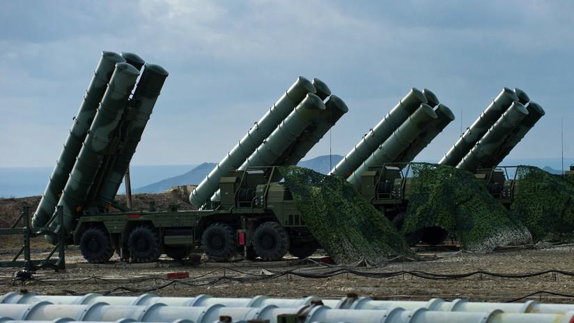 EE.UU. impondría sanciones contra varios países por la compra de los sistemas antiaéreos S-400 rusos