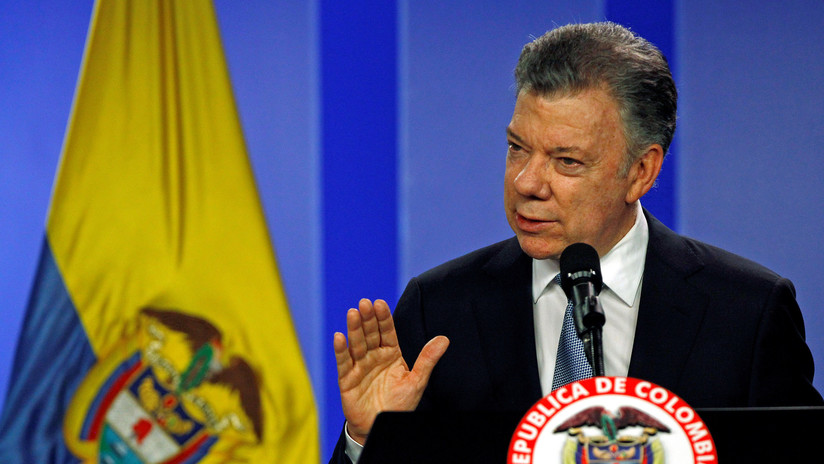 """Presidente de Colombia: """"Existe un gran potencial de desarrollo en las relaciones con Rusia"""""""