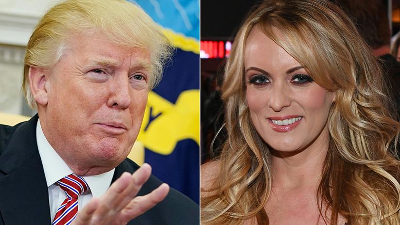 Actriz porno enfrentaría multa de 20 millones por violar 20 veces el acuerdo de silencio sobre Trump