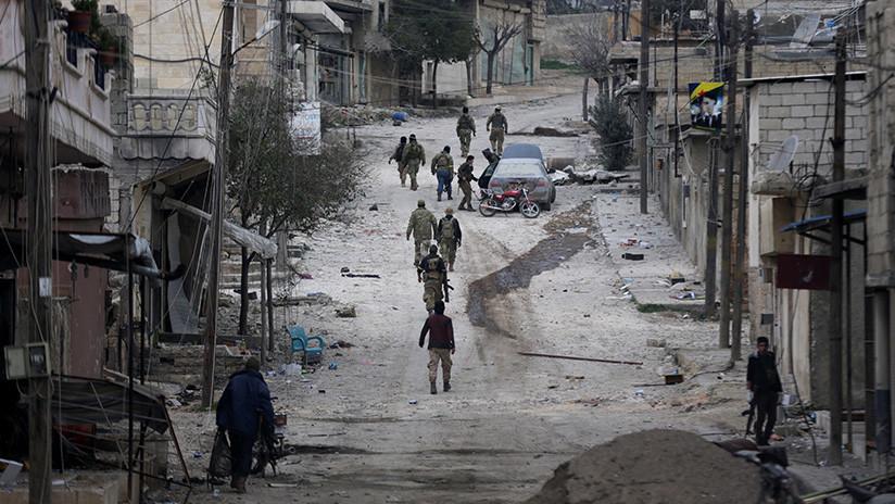 Canciller ruso: Las fuerzas especiales occidentales, directamente involucradas en la guerra siria