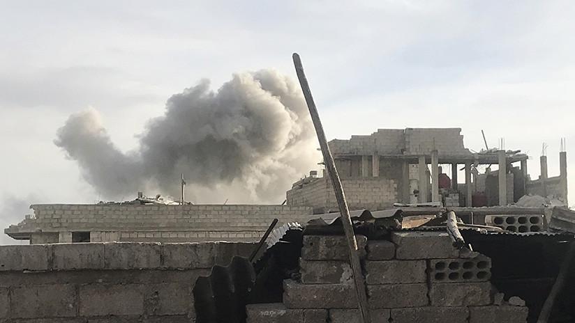 """""""Hay señales de que EE.UU. se prepara para posibles ataques en Siria"""""""