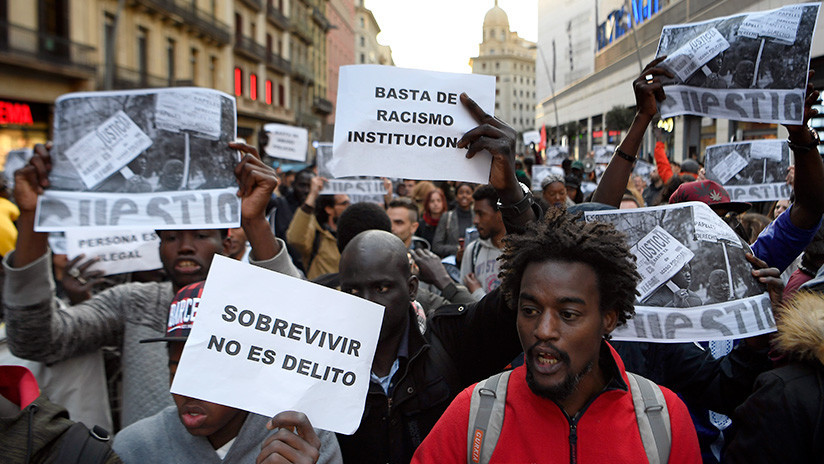 Un segundo senegalés muere en Madrid tras sufrir un ictus en las protestas de Lavapiés
