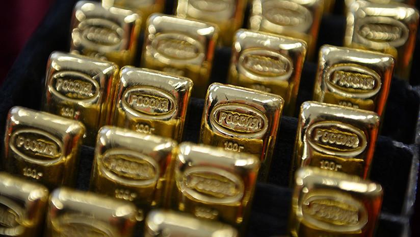 """""""Para los bancos centrales el oro es como el sol para los vampiros"""""""