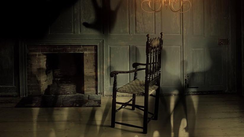 VIDEO: Filma el fantasma de la mujer del almirante Nelson (o eso dice)