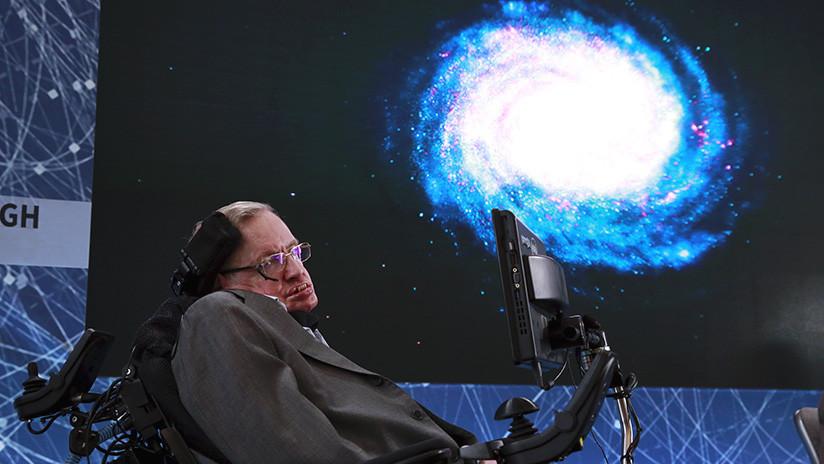 La escalofriante predicción de Hawking presentada días antes de morir