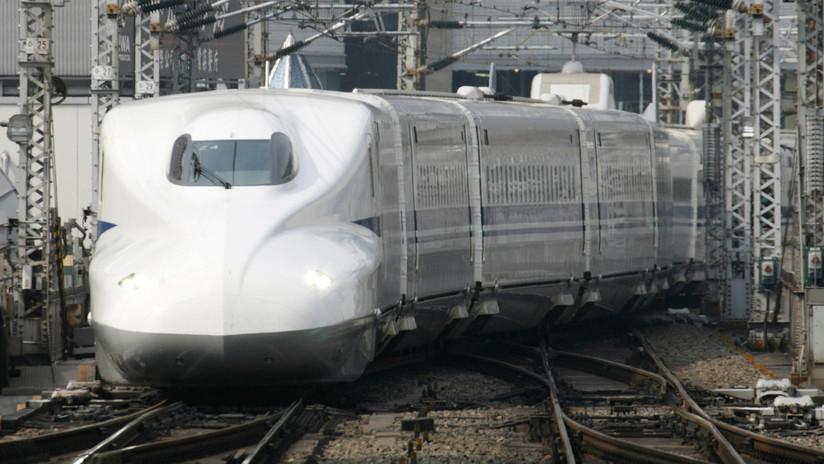 FOTO: Japón presenta un nuevo tren bala 'Supremo'