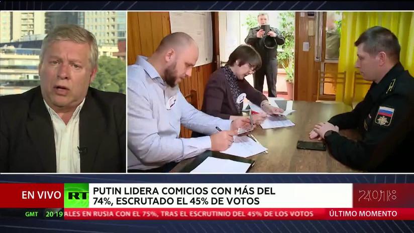 """""""Estrategia de modernización de Putin, clave para el rol central de Rusia en el siglo XXI"""""""