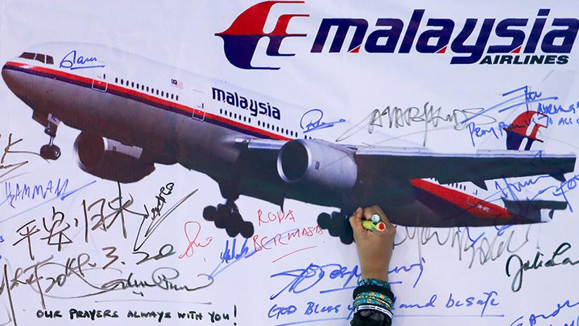 Un aficionado afirma haber encontrado el MH370 en Google Earth (pero se equivocaba)
