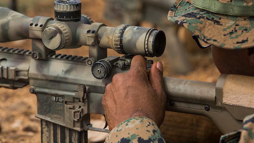 """""""Uno en un millón"""": Un francotirador habría matado desde una excepcional distancia a un jefe del EI"""