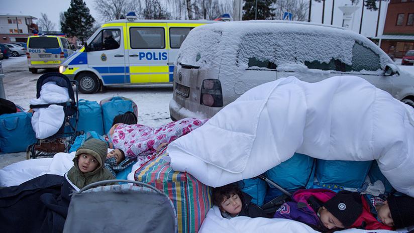 Unos 4.500 menores 'desaparecen' en Suecia