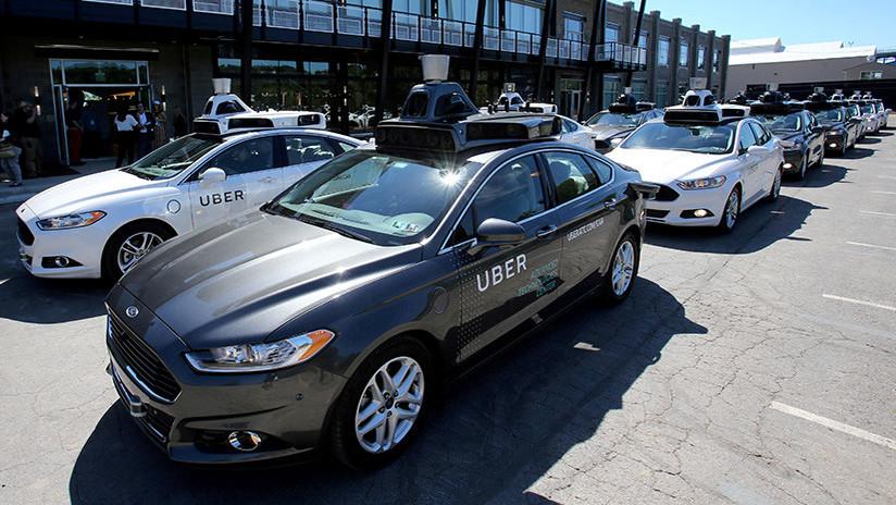 Primer caso en la historia: Un vehículo autónomo de Uber atropella y mata a una mujer en EE.UU.