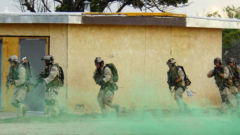 Desarrollan una granada de humo que podría ocultar a los soldados de los sensores infrarrojos
