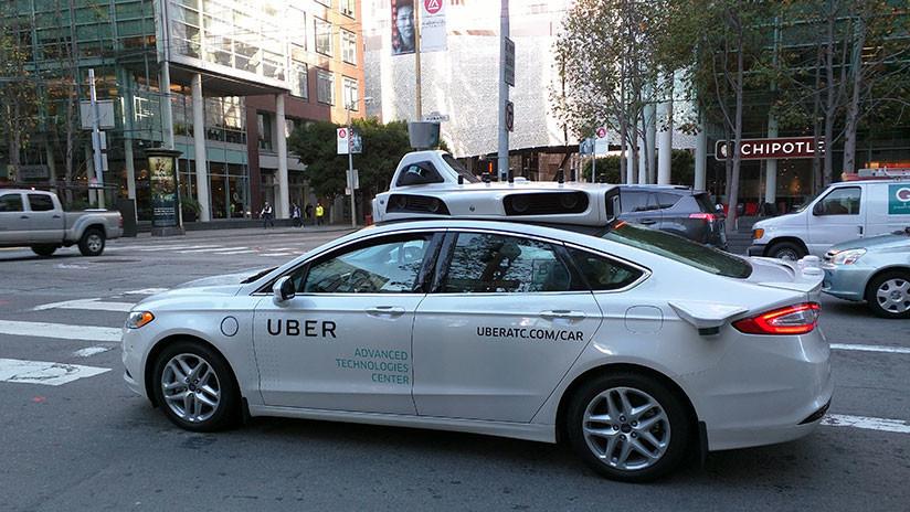 Pesquisa policial sostiene que accidente mortal con un coche Uber no fue culpa de la automatización