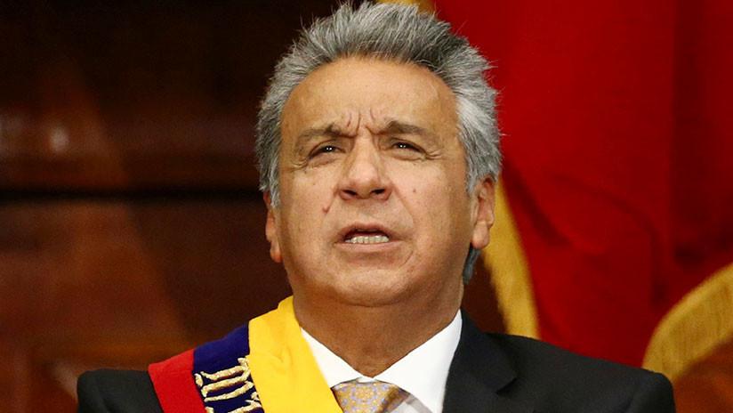 El presidente de Ecuador da luz verde a la eliminación de la Secretaría Nacional de Inteligencia