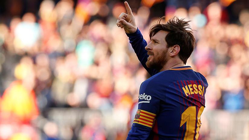 Messi revela la verdad sobre su estatura