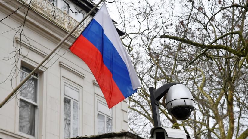 """Rusia: El caso Skripal es una """"acción de provocación a gran escala"""""""