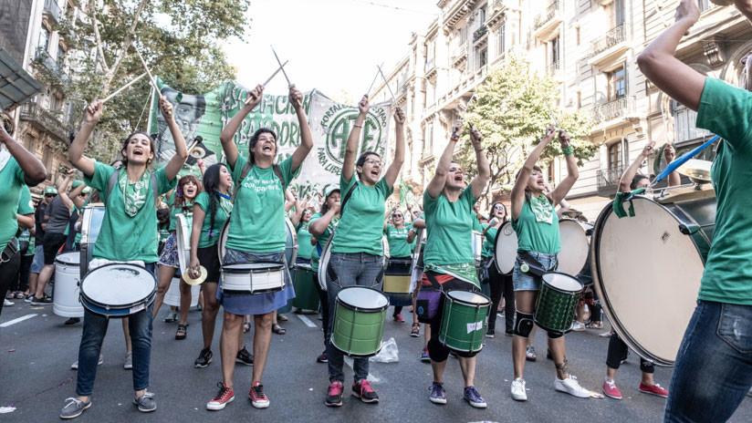 El Congreso de Argentina inicia el debate sobre el aborto por primera vez en su historia