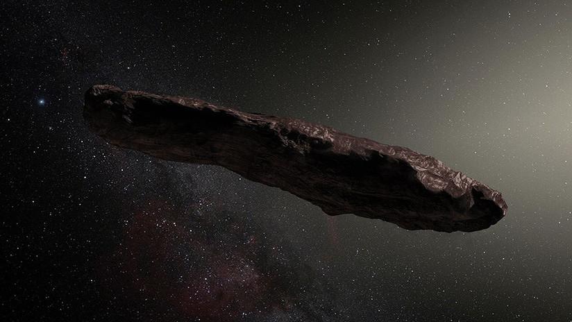 Revelan de dónde llegó el primer misterioso visitante interestelar de nuestro Sistema Solar