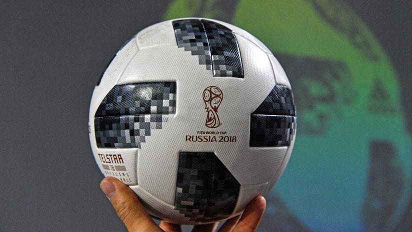 El balón del partido inaugural del Mundial de Rusia 2018 viajará al espacio