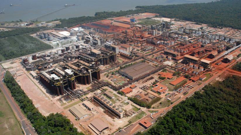 Contaminación y asesinato: Los estragos que causa el aluminio en el Amazonas brasileño