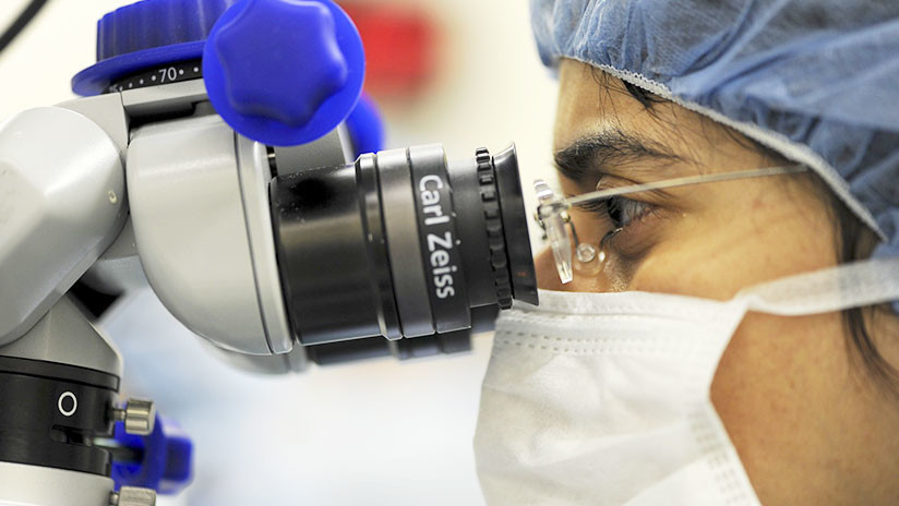 ¿Ante una cura para la ceguera?: Un ensayo con células madre devuelve la vista a dos pacientes