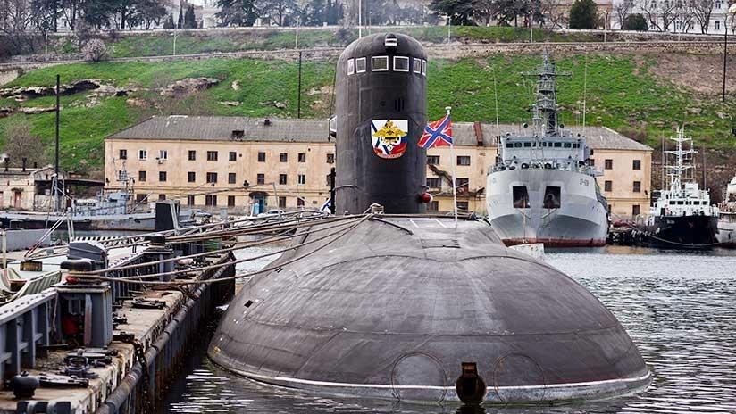 """""""Agujero negro"""" del océano: ¿Cómo se 'vive' en el submarino más silencioso del mundo?"""