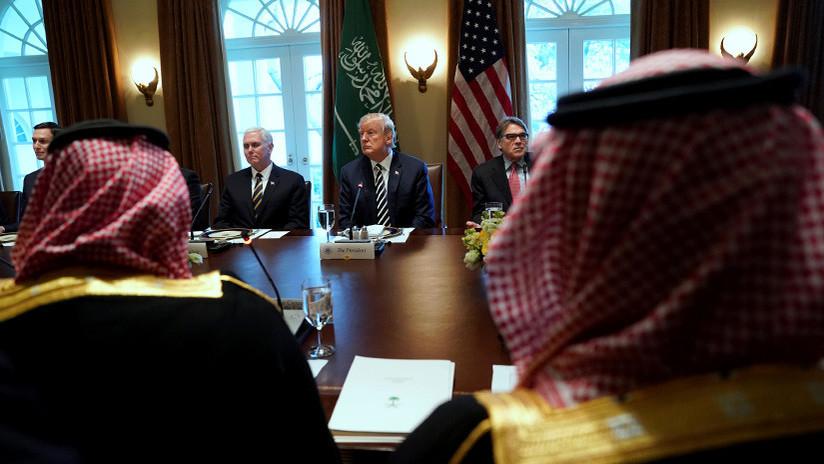 """""""EE.UU. es ingenuo si piensa que Riad comparte sus valores"""": Washington recibe al príncipe saudí"""