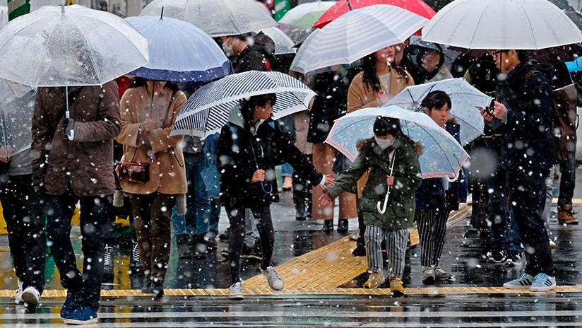 Lavrov bromea sobre la 'injerencia rusa' en el tiempo atmosférico de Japón