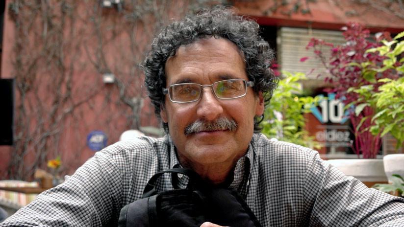 """Fabio Morábito: """"En Ciudad de México todo el mundo es extranjero"""""""