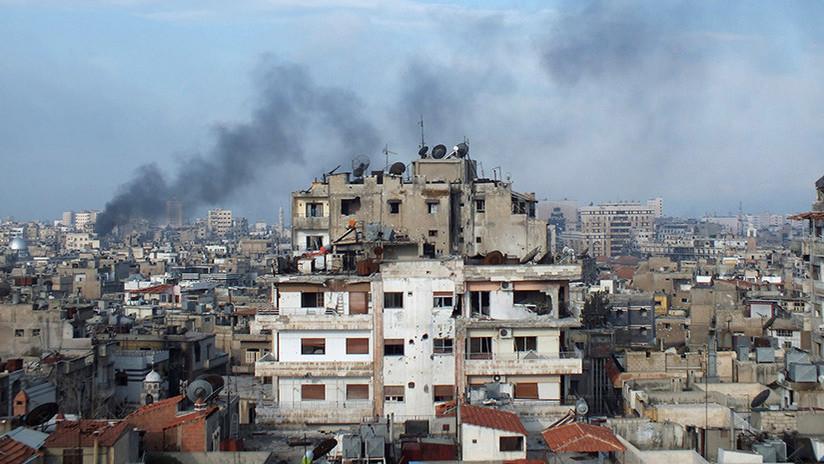 """""""Los terroristas dejaron más de 40 toneladas de armas químicas en Siria"""""""