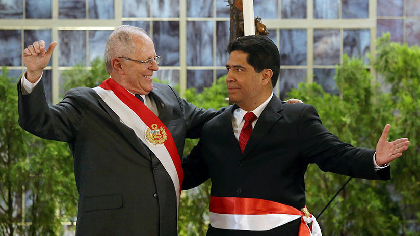 El Gabinete Ministerial de Perú renuncia en solidaridad con el presidente dimitido Kuczynski