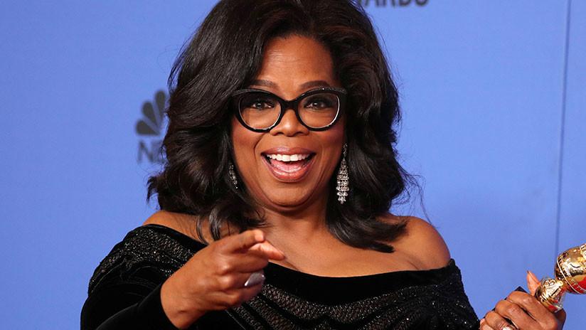 """""""Sé un guerrero"""": El mensaje motivador de Oprah Winfrey para Messi de cara al Mundial (VIDEO)"""