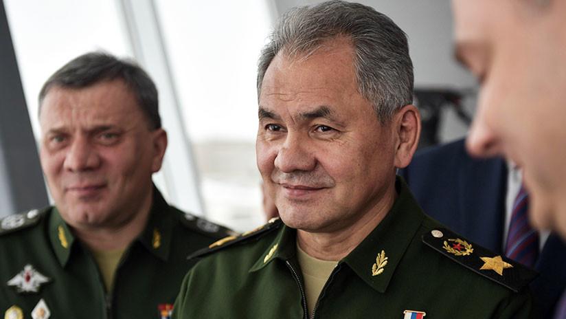 """""""El Ejército ruso es como un rompehielos: podemos navegar, navegar y navegar"""""""