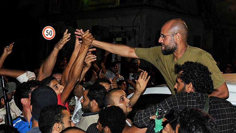 """El hijo de Gaddafi puede """"unir a los libios sobre la base de los intereses nacionales"""""""