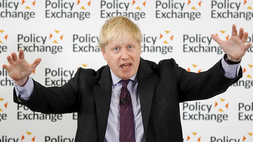 """""""La comparación de Boris Johnson sobre el Mundial 2018 y la Alemania nazi es ofensiva e inadmisible"""""""