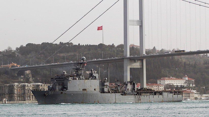 """Situación en el mar Negro: """"Esto terminará con la repetición del incidente de 1988"""""""