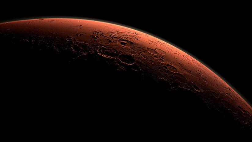 Un astrónomo sudafricano 'redescubre' Marte
