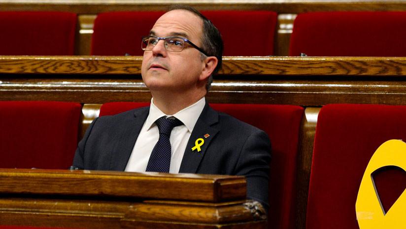 Cataluña: La CUP acuerda abstenerse y Jordi Turull no será investido en primera vuelta