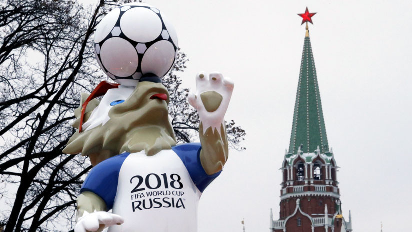 """Blatter sobre el Mundial de Rusia 2018: """"¡Juguemos en paz y por la paz!"""""""