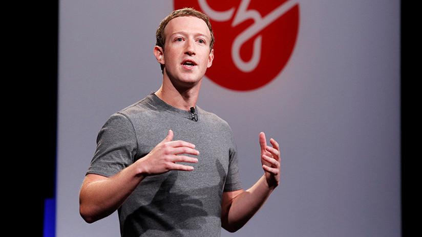 El Congreso de EE.UU. invita a declarar a Zuckerberg sobre el caso Cambridge Analytica